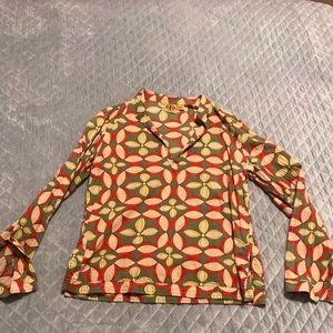 Tory Burch tunic top